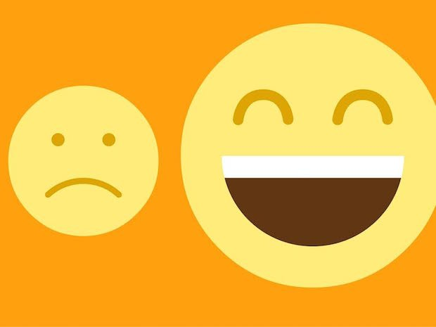 Sentiment faces